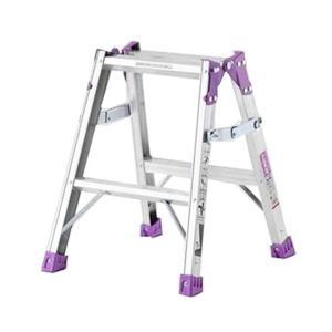 はしご兼用幅広脚立 MR-60W アルインコ [はしご 脚立 梯子 作業台 園芸用品 足場 現場 機材]|hc7