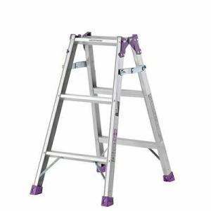 はしご兼用幅広脚立 MR-90W アルインコ [はしご 脚立 梯子 作業台 園芸用品 足場 現場 機材]|hc7