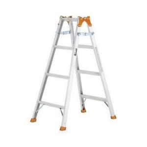 DEA-120F はしご兼用脚立 約120cm アルインコ 梯子 はしご 脚立 作業台 踏み台 園芸用品 足場|hc7