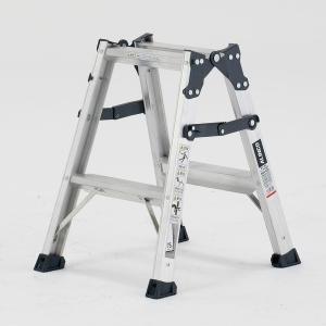 MXB-60FX はしご兼用幅広脚立 約60cm アルインコ ALINCO ハシゴ 梯子 園芸用品|hc7
