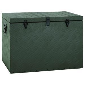 万能アルミボックス ODグリーン BXA065GR アルインコ ALINCO 収納ボックス 収納箱 収納用品 マルチボックス 工具箱|hc7