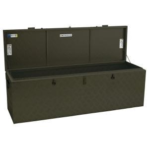 万能アルミボックス ODグリーン BXA150GR アルインコ ALINCO 収納ボックス 収納箱 収納用品 マルチボックス 工具箱|hc7