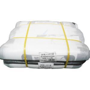 エスエス産業 UV剤入り輸入土のう袋 50枚 1ケース(8冊入)  4971326311964