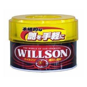 ウイルソン 艶出し固形ワックス 250g ウイ...の関連商品2