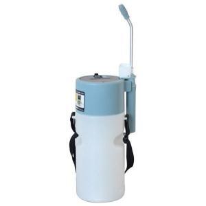 肩掛け式乾電池噴霧器 ガーデンマスター GT-2S 工進 [噴霧 乾電池 園芸 花 庭 除草 消毒 雑草 農薬 ガーデニング]|hc7