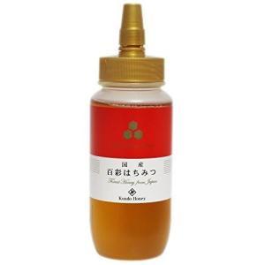 近藤養蜂場 国産百彩蜂蜜 485g(単品)はちみつ 国産 安心高品質 蜂蜜 ハチミツ 国産 純粋|hc7