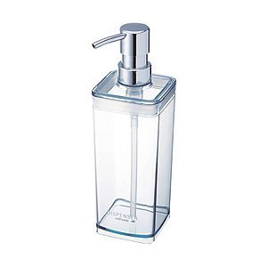 ディスペンサー N550 ブルー アスベル ASVEL [詰替えボトル 詰め替え 詰替 バス用品 お風呂用品 洗面用品]|hc7