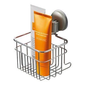 ラックス ステンレスチューブラック (レバー式吸盤付) アスベル ASVEL [RAXE バスラック お風呂用品 バス用品 小物収納 小物置き 日用品 ]|hc7