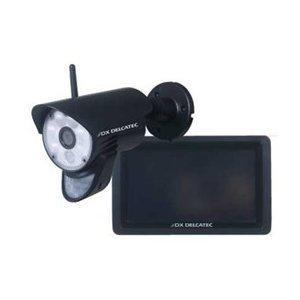 DXアンテナ ワイヤレス フルHD カメラ&モニターセット WSC610S 送料無料|hc7
