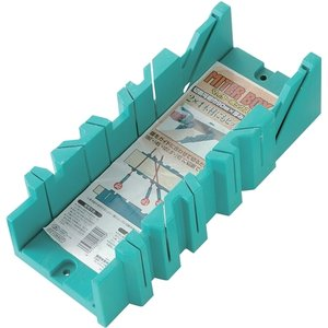 マイターボックス 2×4材用 藤原産業 [大工道具 鋸 マイターBOX]|hc7