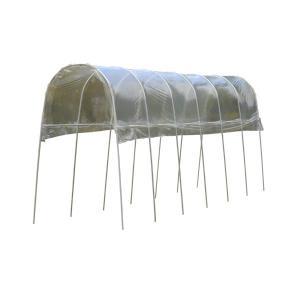 雨よけハウス A-15 一式 南栄工業 [小型ビニールハウス 園芸 温室  家庭菜園 菜園ハウス 育苗] hc7