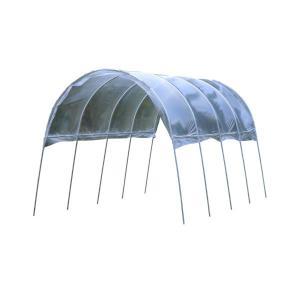 雨よけハウス A-23 一式 南栄工業 [小型ビニールハウス 園芸 温室  家庭菜園 菜園ハウス 育苗] hc7