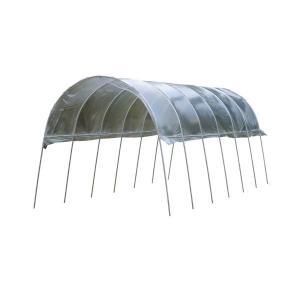 雨よけハウス A-25 一式 南栄工業 [小型ビニールハウス 園芸 温室  家庭菜園 菜園ハウス 育苗] hc7