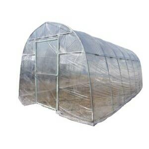 ビニールハウス 菜園ハウス 一式 H-2748 南栄工業 [園芸 温室 農業 ビニール温室] hc7