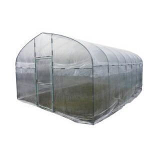 ビニールハウス 菜園ハウス 一式 H-3654 南栄工業 [園芸ハウス 温室 農業 ビニール温室] hc7