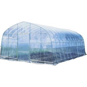 ビニールハウス 菜園ハウス 一式 H-4572 南栄工業 [園芸ハウス 温室 農業 ビニール温室] hc7