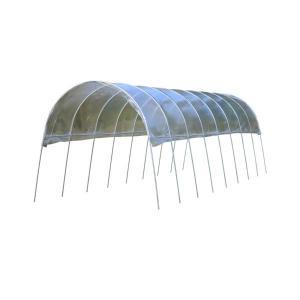 雨よけハウス A-27  一式 南栄工業 [小型ビニールハウス 園芸 温室  家庭菜園 菜園ハウス 育苗] hc7
