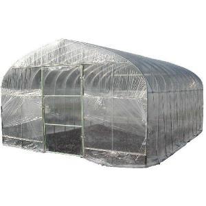 ビニールハウス オリジナルハウス 四季 一式 OH-3650 南栄工業 [菜園ハウス 園芸 温室 農業 ビニール温室](メーカー直送:代引き不可)|hc7