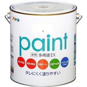 アサヒペン 塗料 水性多用途EX (3L)