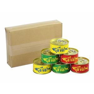 岩手県産 サヴァ缶3種アソート6缶 1セット|hc7