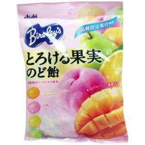 バヤリース とろける果実 のど飴 120g入 単品1個|hc7