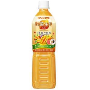 カゴメ 野菜生活100フルーティーサラダ スマートPET 720ml 1ケース|hc7