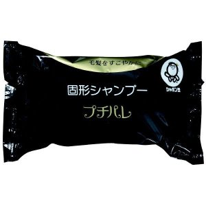 シャボン玉石けん 固形シャンプー プチパレ100g 4901797008506
