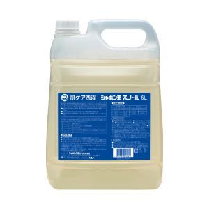 シャボン玉石けん シャボン玉スノール液体タイプ(業務用) 5L