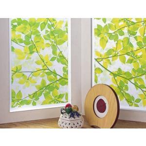 窓飾りシート(ガラスフィルム) 46x90cm 明和グラビア [窓 目隠し UV紫外線99%カット プライバシー保護]|hc7
