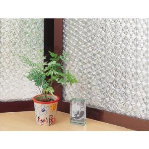 窓飾りシート(ガラスフィルム) 92x90cm 明和グラビア [窓 目隠し UV紫外線99%カット プライバシー保護]|hc7