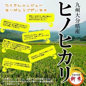 平成29年産 玄米 30kg ひのひかり ヒノヒカリ 九州大分県産|hc7|02