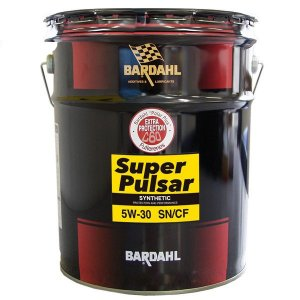 BARDAHL(バーダル) スーパーパルサー N 部分合成油 API:SN/CF SAE:5W-30 容量:20Lペール BARDAHL [自動車 エンジンオイル] hc7