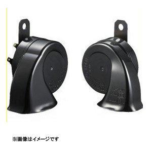 丸子警報機 マルコホーン スーパーローホーン 12V専用 ブラック [12VS-LOW(BGD-6)] 丸子警報機 [自動車 クラクション]|hc7
