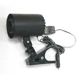 自動車専用 薄型扇風機 強風タイプ SA307 クレトム カー用品 車載用 扇風機|hc7