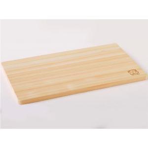 池川木材 桧 うす型まな板 42cm  約420mm×240mm×15mm 4901851212351 (宅配便配送のみ)|hcbrico