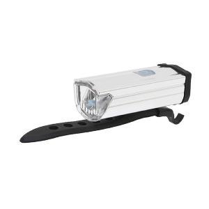 リンエイ Palmy Sports アルミ製LEDライト USB充電式 PS-7040 シルバー|hcbrico