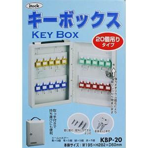 光 キーボックス 20個吊りタイプ KBP-20 hcbrico