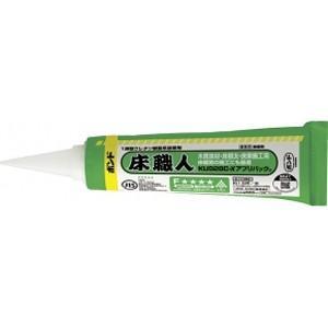 コニシ ボンド 床職人 KU928C-X アプリパック 業務用接着剤 600ml  淡黄白色 044...