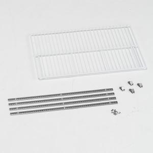 (単品購入不可)(送料無料)アルインコ 低温貯蔵庫・保冷庫10/14/16袋用 MET900T オプション棚板セット(棚柱付) hcbrico