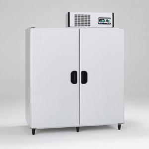 (2019/7/1〜9/30までオプション棚板セット(棚柱付)×1セット付)(現地搬入・設置費無料)アルインコ 玄米専用低温貯蔵庫 LHR-21 21袋用 LHR21 保冷庫 hcbrico