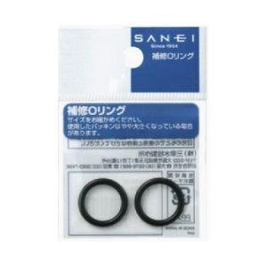 (メール便可)SAN-EI 三栄水栓製作所 オーリング PP50-10A 内径9.8×太さ2.4mm...