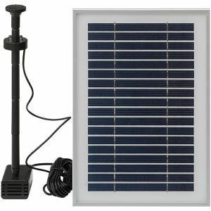 (送料無料)タカショー ソーラーマーメイド 250 噴水セット LED付き STM-250S|hcbrico