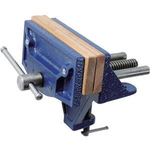 藤原産業 SK11 木工バイス 165mm V-6|hcbrico