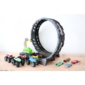 Hot Wheels Monster Trucks EPICLOOP ホットウィール モンスタートラ...