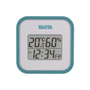 タニタ デジタル温湿度計 TT−558−BL【4904785555822:15099】