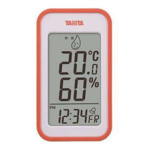 タニタ デジタル温湿度計 TT−559−OR【4904785555914:15099】