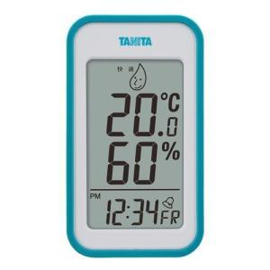 タニタ デジタル温湿度計 TT−559−BL【4904785555921:15099】