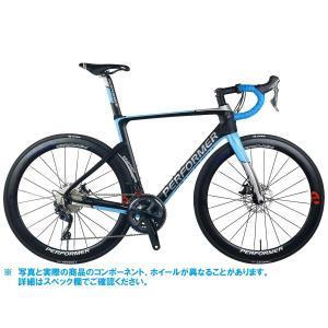 PRO-PERFORMER カーボンエアロロードバイク【ディスクブレーキ】 ENERGY SCR Tiagra|hcworks