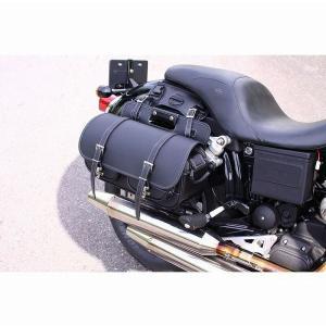 【デグナー】NB-44 デグナー  NB-44 マフラー側対応 ナイロン製サドルバッグ