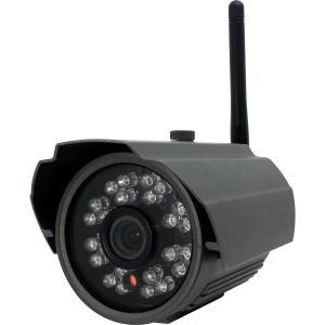 防犯カメラ ワイヤレス 屋外 100万画素 増設用ワイヤレス防犯カメラ  HDC-No1C|hdc